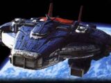 Astro Megaship (Revisited Series)