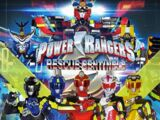 Power Rangers Rescue Sentinels
