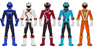 Rpm lost series rangers by heavenlymythicranger-d3f8uha