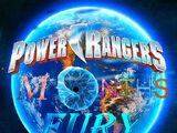 Power Rangers Months Fury