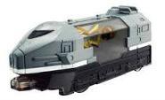 Silver-10 TrainZord
