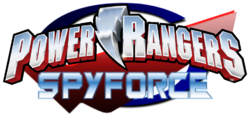 Power rangers spyforce red version by bilico86-d9ajesb