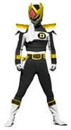 Black Electro Ranger