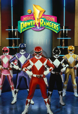 production order next mighty morphin power rangers