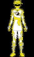 Shaolin Fury Yellow Ranger