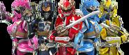 Power Rangers Justirisers