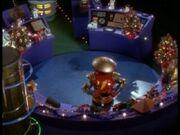 24 Christmas Command Center