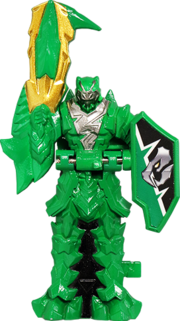 KSR-Green RyuSoul (Knight Mode)