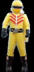 Danger yellow