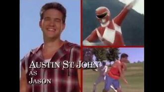 "Mighty Morphin Power Rangers ""Reunion"" Fanmade Opening"