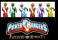 PowerRangersLegendKnights
