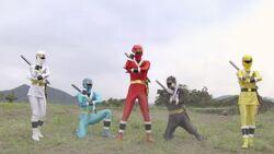 The New Alien Rangers