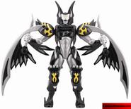 Jungle Fury Armor Bat