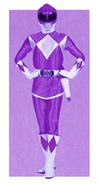 Mighty Morphin Purple Ranger