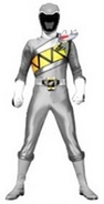 Dino Charge Platinum Ranger