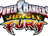 Power Rangers Jungle Fury (DarkBlood Ver)