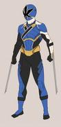 Blue Sentry Ranger