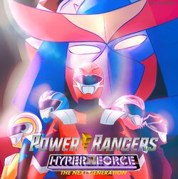 HyperForce Rangers NG