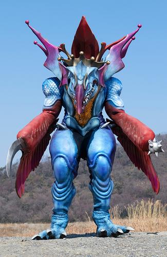 KSR-Cockatrice Minosaur