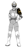 Silver Ranger Sentry