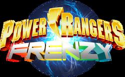 Power Rangers Frenzy logo