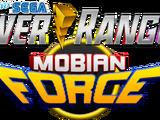 Power Rangers Mobian Force