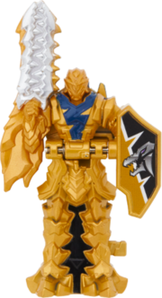 KSR-Gold RyuSoul (Knight Mode)