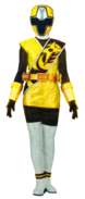 Ninja Steel Yellow Ranger (Female)
