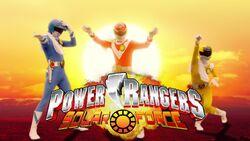 Power Rangers Solar Force
