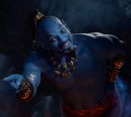 Bahzar the Genie