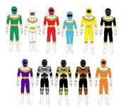 Power rangers shape madness by hbgoo-d9jekzk