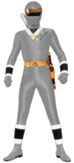 Silver Alien Ranger