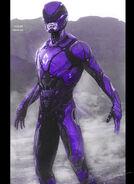 Purple Space Sentry