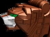 Bear CubeZord (Beast Guardians)
