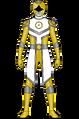 Gold Sun Planet Ranger 2