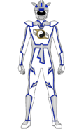 Shaolin Fury Gazelle Ranger