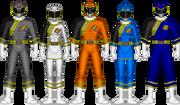 Guardian Steel Rangers