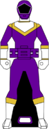 Purple Shape Ranger Key