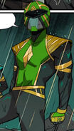 Omega Legend Green