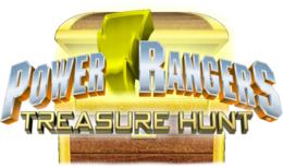 Power Rangers Treasure Hunt logo