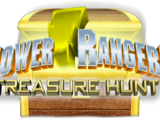 Power Rangers Treasure Hunt