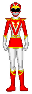 Red Phoenix Ranger