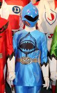 Blue Wild Prime Ranger