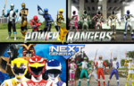 Power Rangers - The Next Generation Phase 1