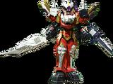 Cosmic Raptor KnightZord