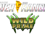 Power Rangers Wild Prime