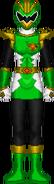 Paleo Fighter Green