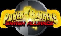 Power Rangers Smash Alliance logo