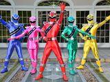 Power Rangers Gem Machines