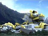 Pegasus Carrier Zord